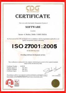 ISO как замена нашим сертификатам