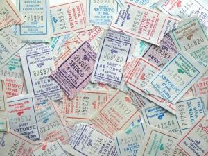Куча билетов