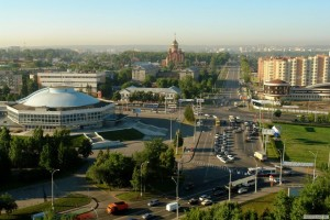Кемерово центр Кемеровской области