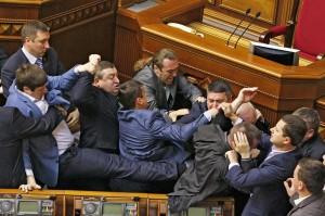 Депутаты делят