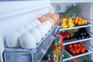 яйца в месте с продуктами сроки хранения
