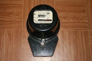 Старый прибор
