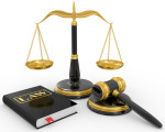 веса правосудия